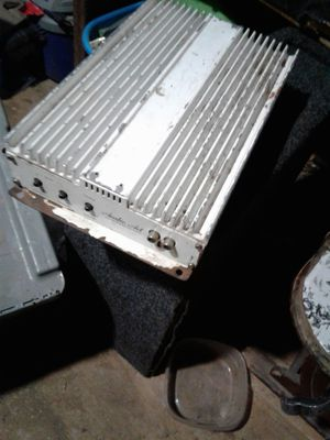 Old school amp for Sale in Oklahoma City, OK