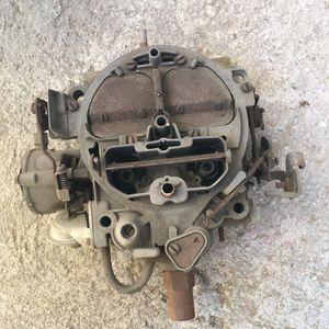 4 Barrel Chevy Quadrajet Carburetor for Sale in Los Angeles, CA