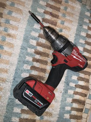Milwaukee fuel hammer drill for Sale in Dundalk, MD