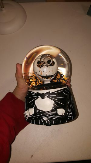 The nightmare before Christmas snow globe for Sale in Huntington Park, CA