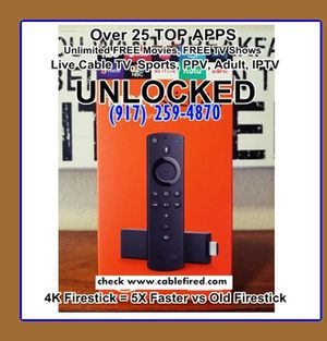 VN very his rUltra new Amazon fire TV Stick for Sale in New York, NY