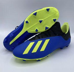 New SIZE 12 Adidas X 18.2 FG Men's Soccer Cleats Copa Striker for Sale in Pembroke Pines, FL
