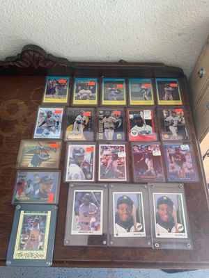Baseball cards for Sale in Poway, CA