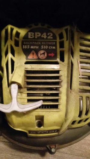 Backpack leaf blower (Ryobi) for Sale in Las Vegas, NV