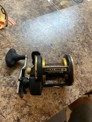 SEALINE-X40HV Daiwa reel for Sale in Fountain Valley, CA