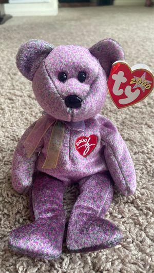 2000 Signature Bear original Beanie Baby for Sale in Evesham Township, NJ