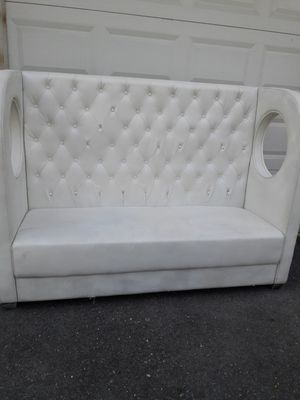 contemporary white used.furniture for Sale in Severn, MD
