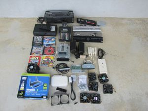 Lot Computer and Electronics Assortment for Sale in Bernville, PA