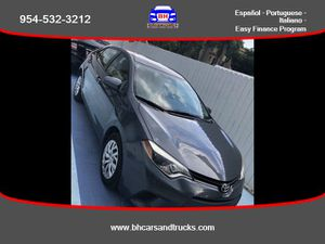 2014 Toyota Corolla for Sale in North Lauderdale, FL