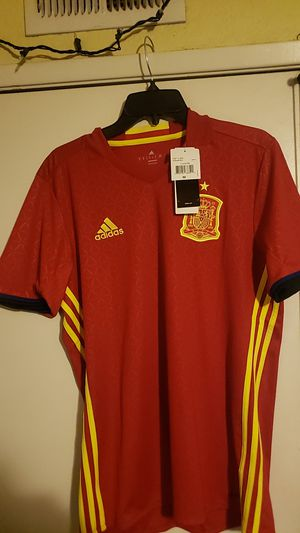 Spain National Soccer Team Jersey (M) for Sale in Rancho Cucamonga, CA