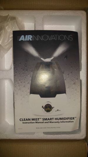 Air Innovations Clean Mist Humidifier for Sale in Whitehall, OH