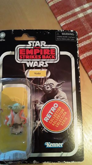 Star Wars Retro Collection Yoda. for Sale in LOS RNCHS ABQ, NM