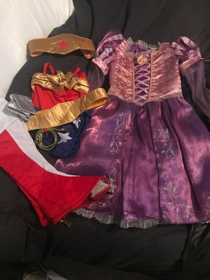 Girls costumes $50 takes all for Sale in Las Vegas, NV