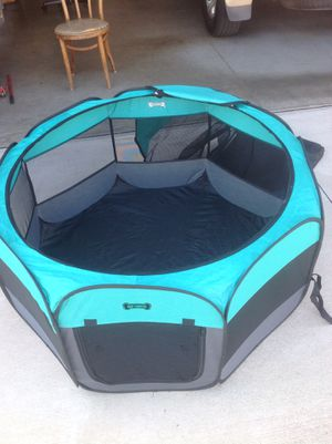 Portable pet playpen for Sale in Corona, CA