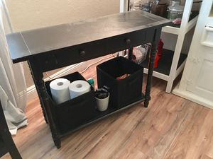 Nice long side table or extra Table for Kitchen for Sale in Encinitas, CA