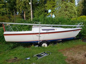 Macgregor Sailboat. Price reduction!! for Sale in Puyallup, WA