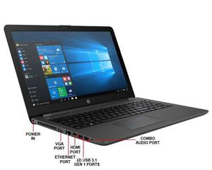 HP 250 G6 Notebook PC for Sale in Santa Clarita, CA