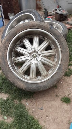 Rims for a GMC Truck/ for Sale in Hillsboro, OR