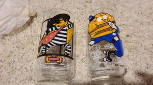 1977 Mcdonald land action series glasses for Sale in Bonney Lake, WA