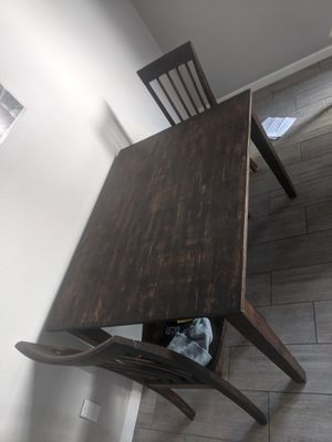 Kitchen table & 2 chairs for Sale in Tempe, AZ