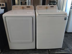 Samsung washer and drier for Sale in Homestead, FL