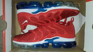 NIKE VAPORMAX PLUS. 4TH OF JULY for Sale in Landover, MD