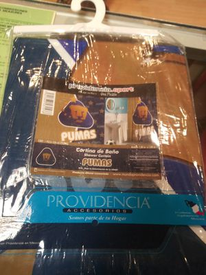 Pumas shower curtain for Sale in Bellflower, CA