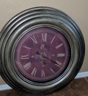 Wall clock for Sale in Laveen Village, AZ