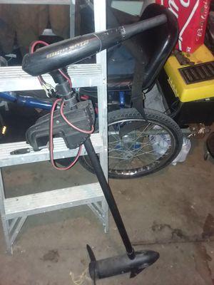 Minn Kota trolling motor 36 pound thrust tilt tiller for Sale in Rose Creek, MN
