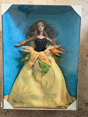 Van Gogh Inspired Sunflower Barbie for Sale in San Ramon, CA