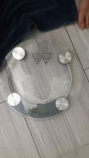 Glass Bathroom Scale for Sale in Diamond Bar, CA