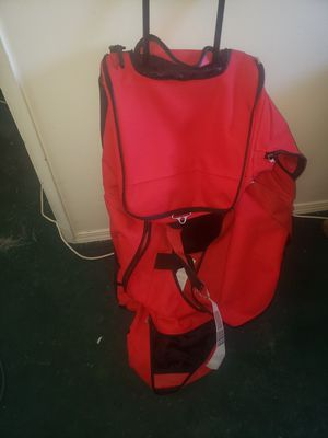 Big rolling duffle bag for Sale in Portland, OR