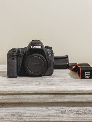 Canon 6D with grip for Sale in Bolingbrook, IL