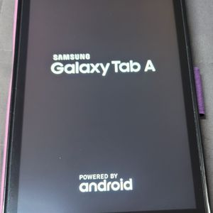 Samsung Tab A for Sale in Chula Vista, CA