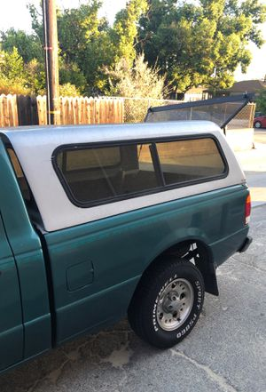 Camper shell fitting 94 ford ranger for Sale in Burbank, CA