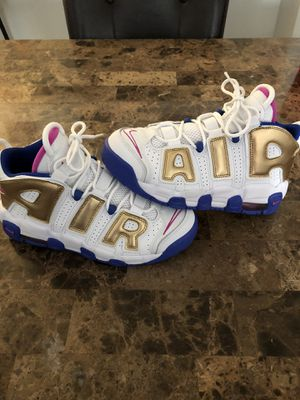 Nike Air Uptempo ( Peanut butter & jelly ) for Sale in Orlando, FL