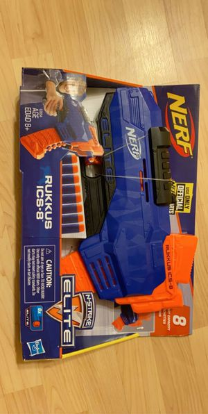 Nerf Rukkus Gun for Sale in Fontana, CA