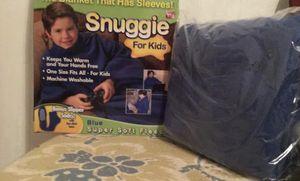 Brand New Snuggie blanket for kids for Sale in Altamonte Springs, FL