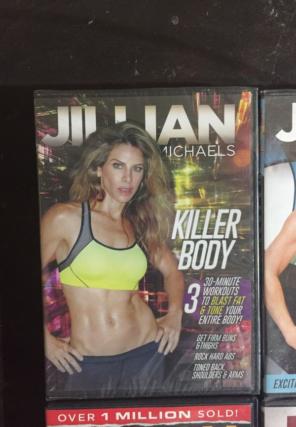 7 work out routine dvds