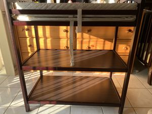 Changing Table with Pad for Sale in Tamarac, FL