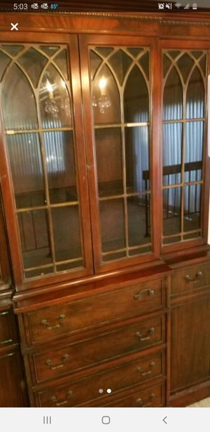 Free cabinet. Pick up today only 52x78 for Sale in Buena Park, CA