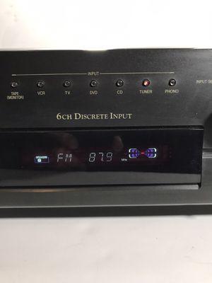 Technics Stereo Receiver SA-AX540 for Sale in Albuquerque, NM