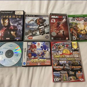 Video Game Lot for Sale in Boca Raton, FL
