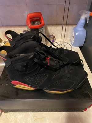 Air Jordan 6 retro black infrared size 8 for Sale in Brooklyn, NY