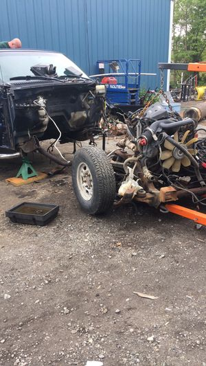 Parting out 99 chevy 2500 for Sale in Taunton, MA