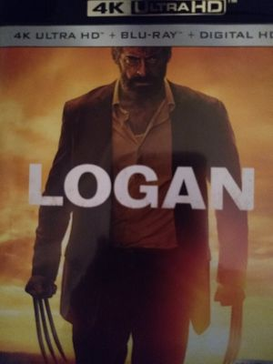 Logan 4K Digital Code for Sale in Fall River, MA