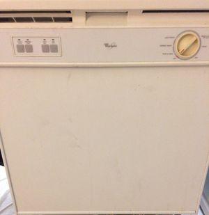 """Dishwasher-Whirlpool-24"""" width for Sale in San Ramon, CA"""