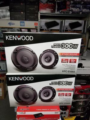 "KENWOOD 6.5"" for Sale in San Bernardino, CA"