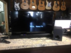 40inch tcl Tv for Sale in Los Angeles, CA