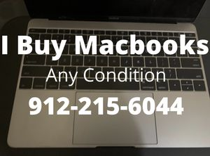 MacBook Pro 2017 still new for Sale in Savannah, GA